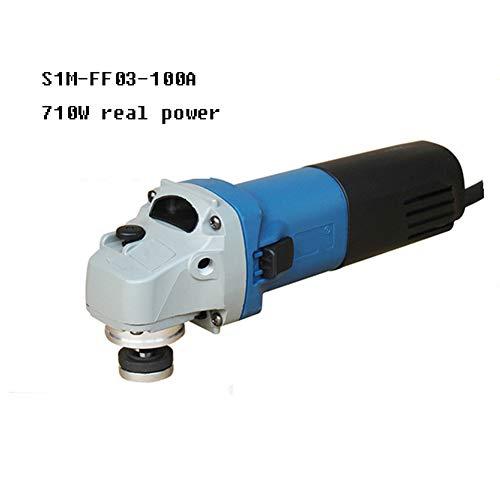 HEEGNPD FF03-100 hoekslijper, haakse slijpmachine, snijmachine, slijpmachine, elektrisch gereedschap, polijsten