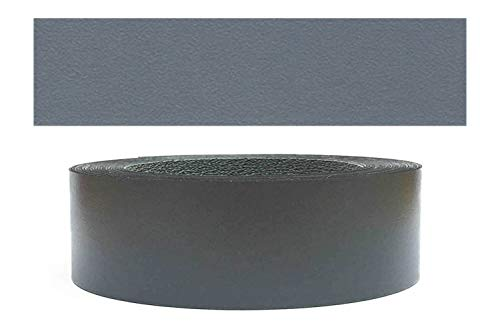 Mprofi MT® (10m rollo) Cantoneras laminadas melamina para rebordes con Greve Antracita perlado 45 mm