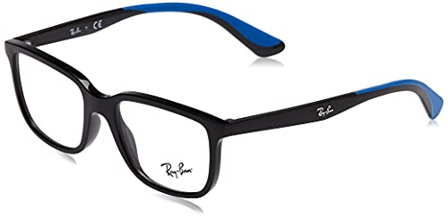 Ray-Ban 0RY1605 Gafas, Black, 49 Unisex Adulto