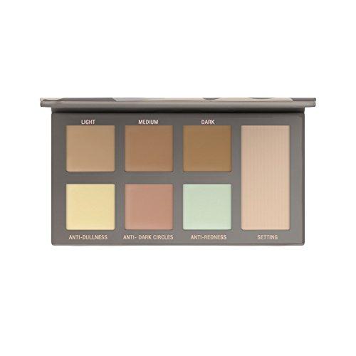 L.O.V - Concealer - THE GLAMouflage matt concealer palette