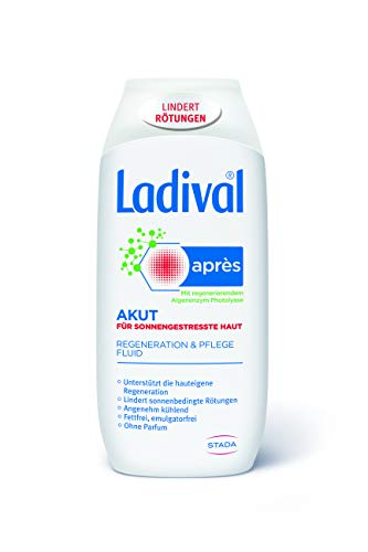 Ladival Akut Apres Pflege Beruhigungs-Fluid, 200 ml