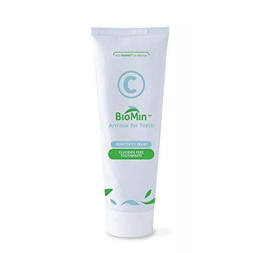 Biomin C fluorfreie Zahnpasta für empfindliche Zähne