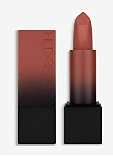 Hudabeauty Power Bullet Matte Lipstick マットリップ Interview