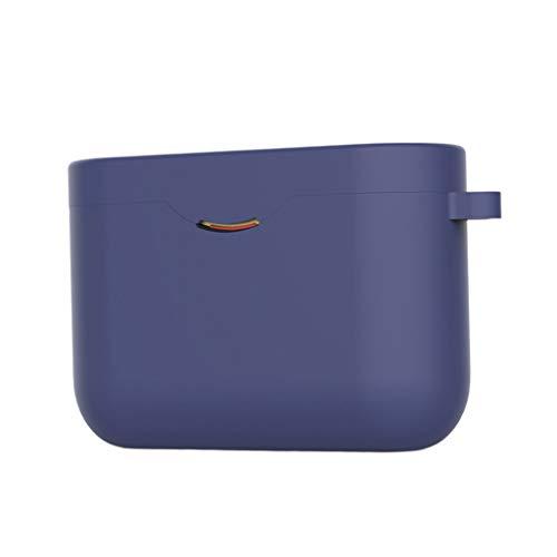 Homyl Capa De Silicone Capa Protetora Apto Para SONY Wf-1000xm3 BT Fones De Ouvido Sem Fio - Azul profundo