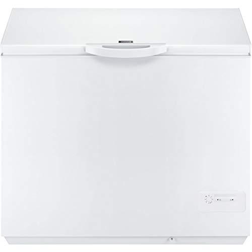 Zanussi ZFC31400WA Arcón congelador Ecotech+, Capacidad 300