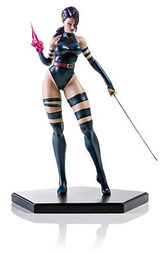 Iron Studios Psylocke 1:10 Scale Figure Exclusive Marvel X-Men Statue Limited Edition image