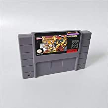 Game card - Game Cartridge 16 Bit SNES , Game Breath of Fire II 2 - RPG Game Cartridge USA Version English Language Battery Save File