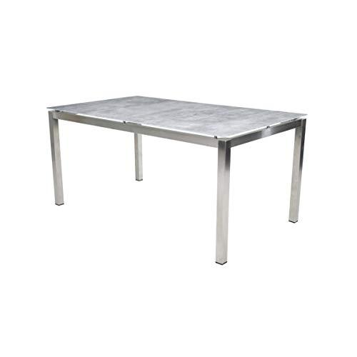 Greemotion Sydney Tisch, Silber/grau