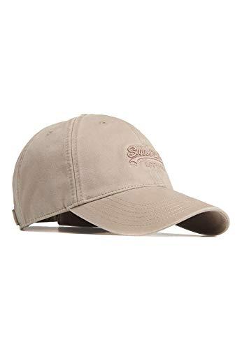 Superdry Cap ORANGE Label Cap Combat Brown, Size:ONE Size