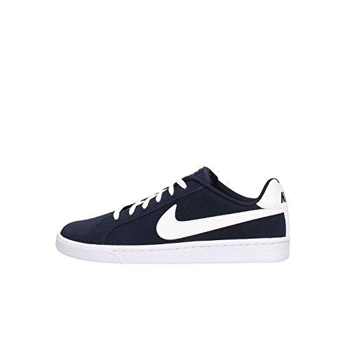 Nike Court Royale (Gs), Scarpe da Ginnastica Uomo, Azul (Obsidian / White), EU 38.5 (US 6Y)