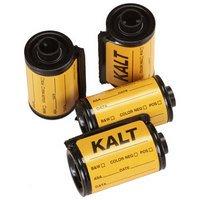 Reloadable Metal 35mm Film Cassettes, 4 Pack