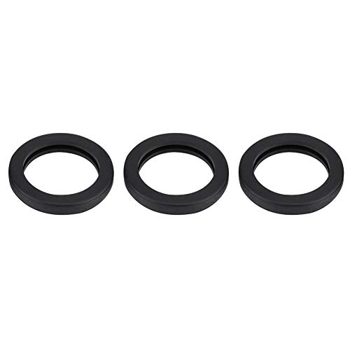 Akozon 3 stuks universeel Vervanging van gasuitlooppakkingen O-ring Brandstof Gas Blikpakking Jerrycan-dop pakkingset vervangen