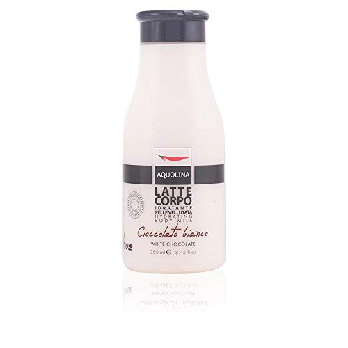 AQUOLINA 8033866161273 - TRADITIONAL Körpermilch #weiss Schokolade 250 ml - unisex