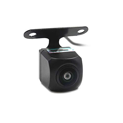 SILENTLY Low-Licht-Nachtsicht-HD-Kamera, Universal-Fisheye Große Winkel Vorne Und Hinten Lineal Umschalten Großer Bildschirm Maschine Glas Fisheye-Objektiv