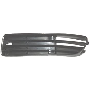 OE Replacement BMW 745 Passenger Side Grille Molding Partslink Number BM1213101 Unknown