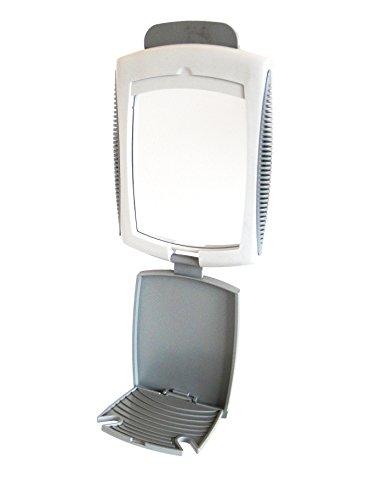 Outlook Design V540300000 Travel Mirror Specchio da Doccia Antiappannante Portatile