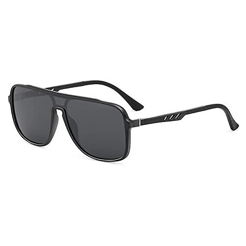 Mcottage Hombres Classic Luxury Sunglasses HD Polarizadas Gafas de Sol para Conducir Piernas Protección UV400