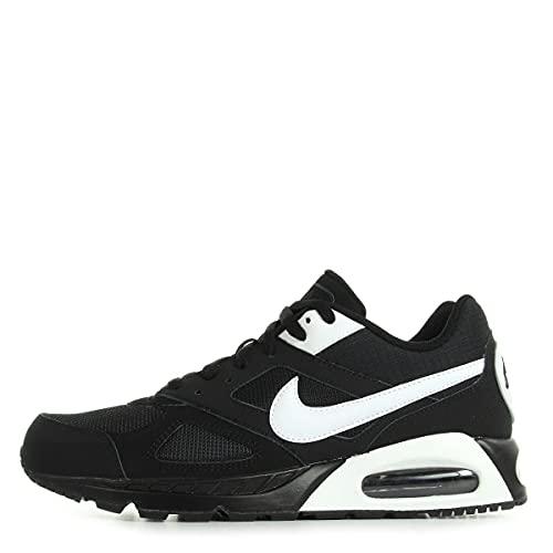 Nike Air Max Ivo, Chaussures de Running Homme, Nero Black White Black, 47 EU