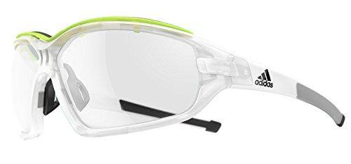 adidas Brille Evil Eye evo pro ad09-1100 Crystal matt Glow Vario (Small)