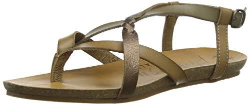 Blauwvissen vrouwen Granola-b Open teen sandalen