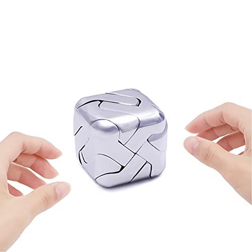 Metal Puzzles Toys 3D Cube