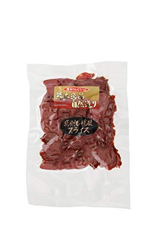 フジチク 馬肉の燻製 パストラミ スライス 80g
