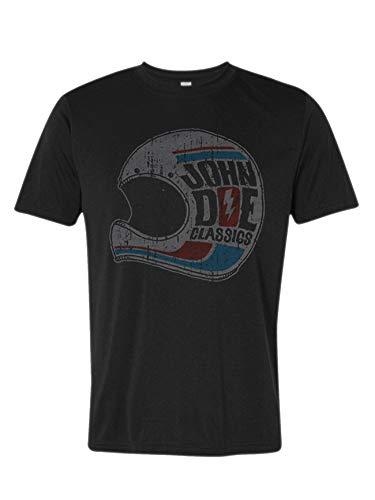John Doe Helmet T-Shirt Vintage schwarz - XL