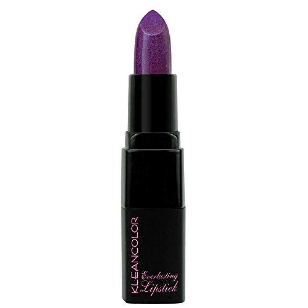 フェッチ蓄積する昆虫KLEANCOLOR Everlasting Lipstick - Fiesta (並行輸入品)