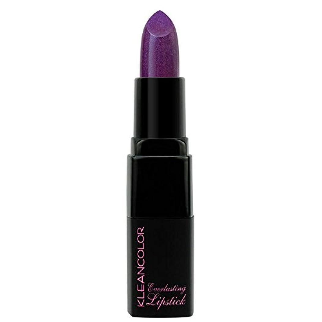 火山学者スワップ成分KLEANCOLOR Everlasting Lipstick - Fiesta (並行輸入品)