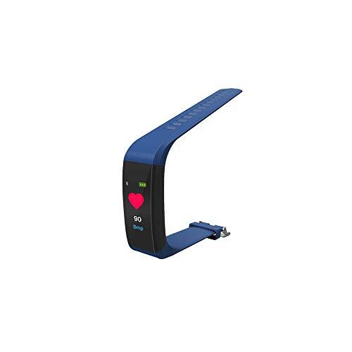 OSYARD Intelligente Armbanduhr,Sportuhr,Smart-Uhr mit Farbanzeige Pulsmesser Monitor,Smartwatch Fitness Uhr zur Schlafüberwachung Schrittzähler Health & Fitness-Tracker für Männer Frauen