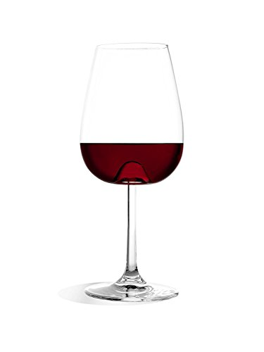 Stölzle Lausitz Vulcano Weinbecher I Weißweingläser 6er Set I Weingläser ohne Stiel spülmaschinenfest I Weißweinbecher Set bruchsicher I wie mundgeblasen I höchste Qualität (485 ml)
