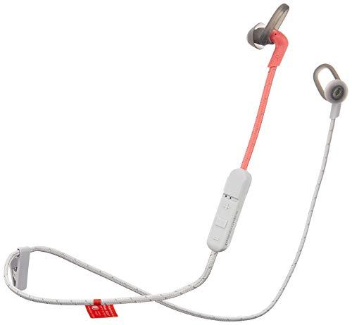 Plantronics backbeat fit 305 Coral - Auriculares (intraaural, Dentro de oído, Banda para Cuello, 50-20000 hz, 105 db, 3%, 1,3 cm), Gris