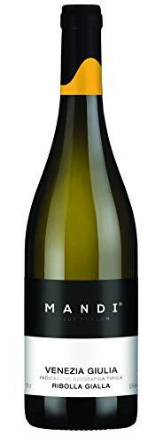 MANDI SALÛT FURLAN Mandi Ribolla Gialla Venezia Giulia IGT Vino Bianco 75 cl - 750 ml