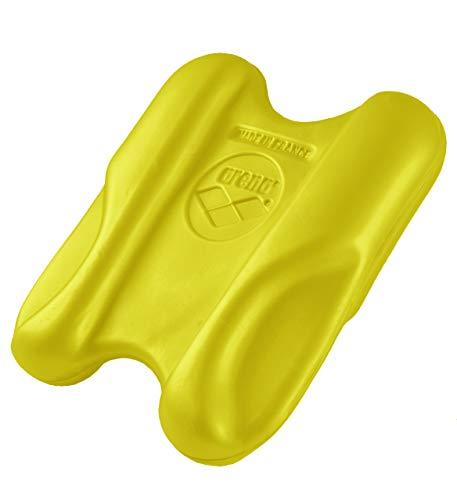 arena Unisex Schwimmbrett Pullkick, yellow, one size, 95010