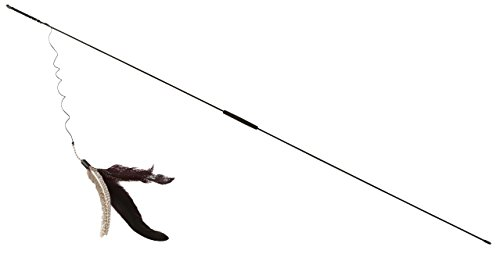 Kerbl Canne à Pêche pour Chat XXL 95 cm