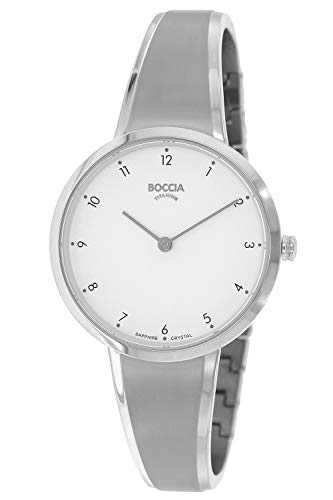 Boccia Ladies' Wrist Watch Titanium with Sapphire Crystal 3325-01