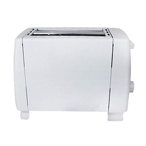 REFURBISHHOUSE Automatische Brot Toaster Frühstücks Frühstücks Maschine 750W 5 Gang Edelstahl 2 Scheiben Schlitz Brot Hersteller Eu Stecker