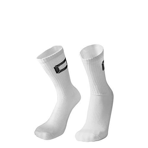 Stanno Sportsocken 3-er Pack - white, Größe #:36/40