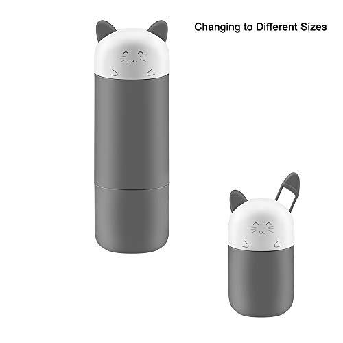 Review Of HELLOLAND Portable UV Ozone Sterilizer Baby Bottles Nipple Toothbrush Sanitizer, Gray