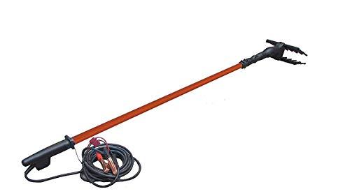 Vuilnisbak/vlekverwijderaar/olijfschoentor/scuotiolive elektrisch 12 V - ZLOME04 (art. : 3411/A).