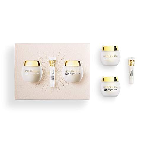 Set Regalo 24K Cremas Gold Progress Regenerador Celular Día