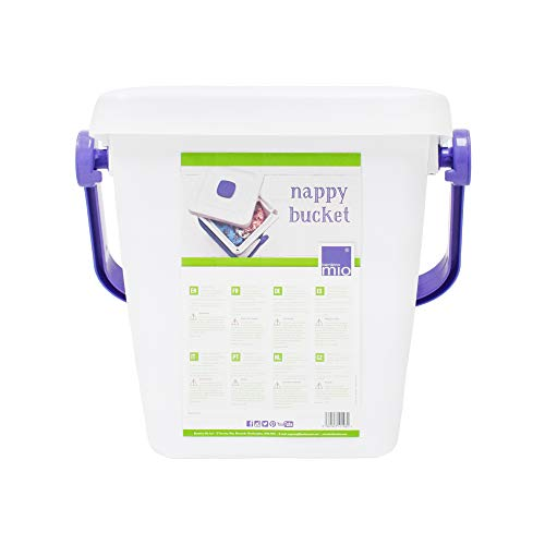 Vital Innovations BKLBM6 Nappy bucket - Windeleimer