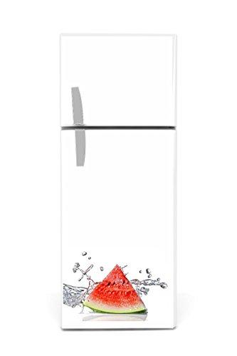Kühlschrank Aufkleber 60 x 90 cm Wassermelone