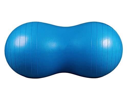Restar Pelota De Yoga Pelota De Ejercicio De Equilibrio En Forma De Cacahuete para Entrenamiento Físico Equilibrio Mejorado