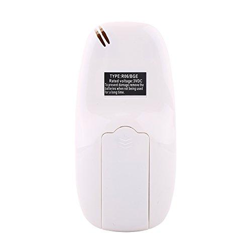Jeankak Control Remoto del Aire Acondicionado, Control Remoto del Aire Acondicionado, múltiples Modos, Incluido el hogar Potente y Conveniente para la habitación del Aire Acondicionado Midea R06 /