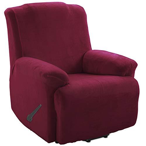 Parti di ricambio per reclinabili in metallo,maniglia universale per leva di rilascio del divano per poltrona,adatto per le principali marche di poltrona reclinabile con lunghezza del cavo 28 pollici