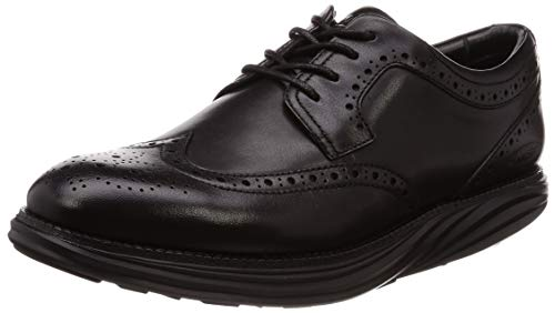 MBT Boston WT M, Scarpe Stringate Brouge Uomo, Nero (Black 03n), 42 EU