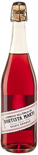 Bautista Marti - Lambrusco Rosato Amabile 8% Vol Botella 750 ml