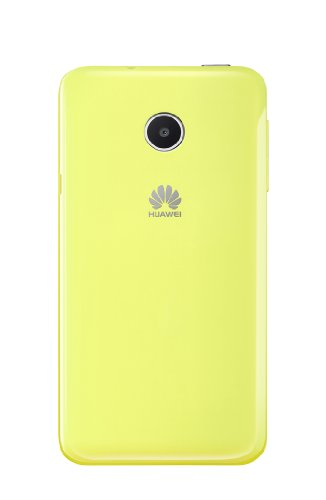 HUAWEI 2359527 Back Cover Akkuabdeckung in gelb Ascend Y330