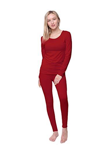 Women Thermal Underwear Set Outland; Base Layer; Soft Fleece; Top &...